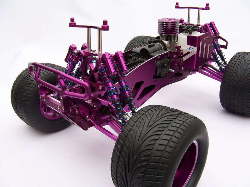 CPV Hop-up Savage Monster Truck
